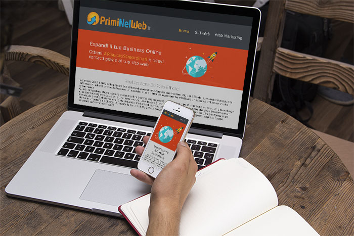 Siti Web Economici - PrimiNelWeb.it