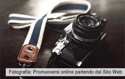 siti web fotografia